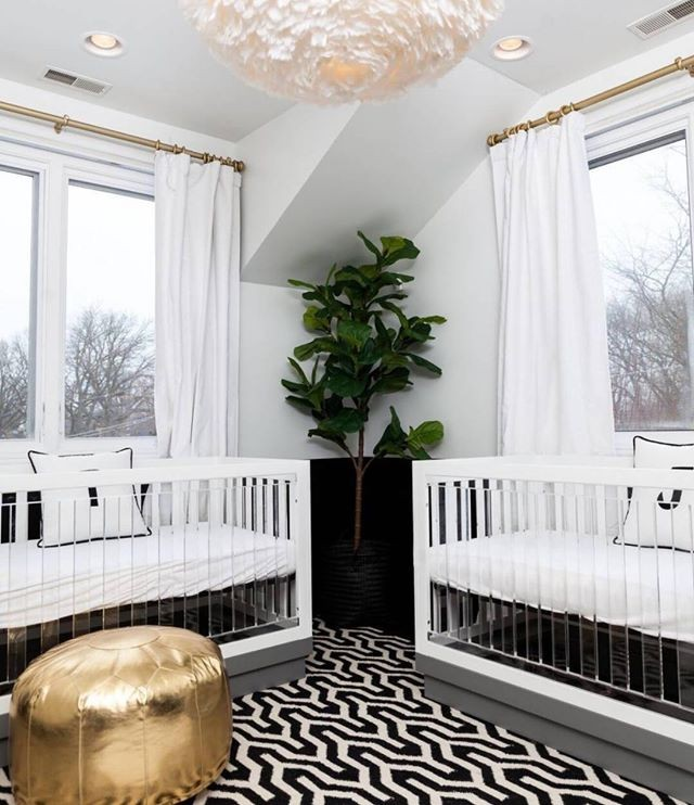 2018 Nursery Trend: Modern Acrylic