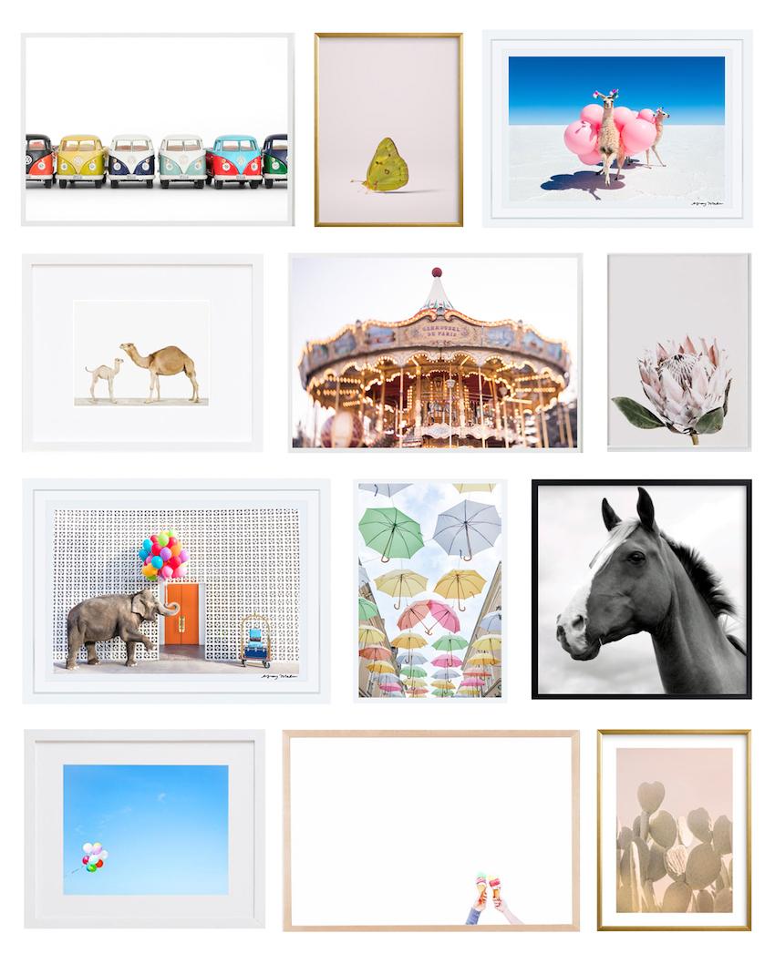 Favorite Nursery Photography Prints