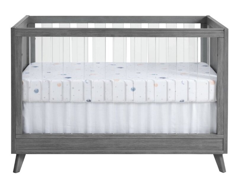 Tazewell Modern Acrylic Crib