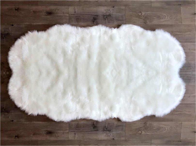 Faux Washable Sheep Skin
