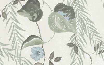 Brand New Floral Wall Murals in the Shop!