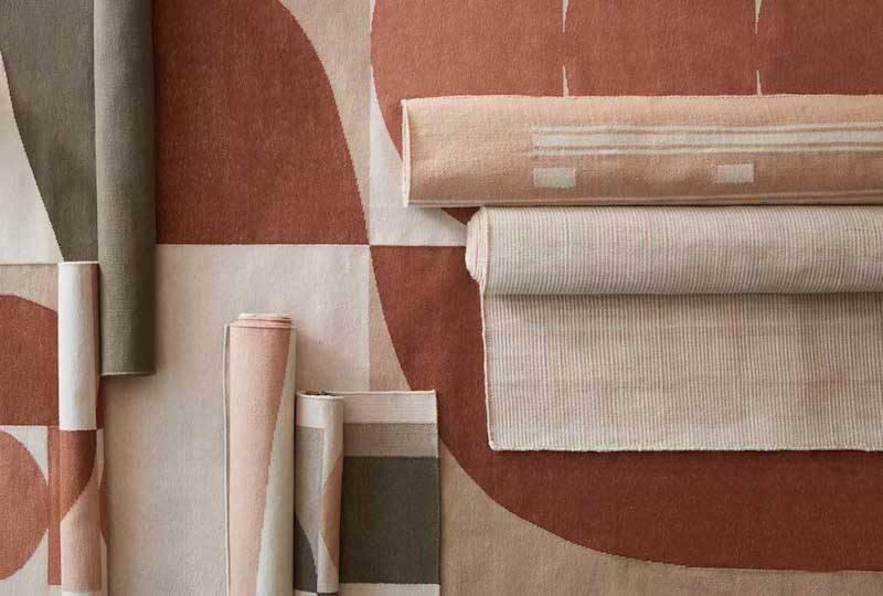 Oeko-tex certified nursery rug
