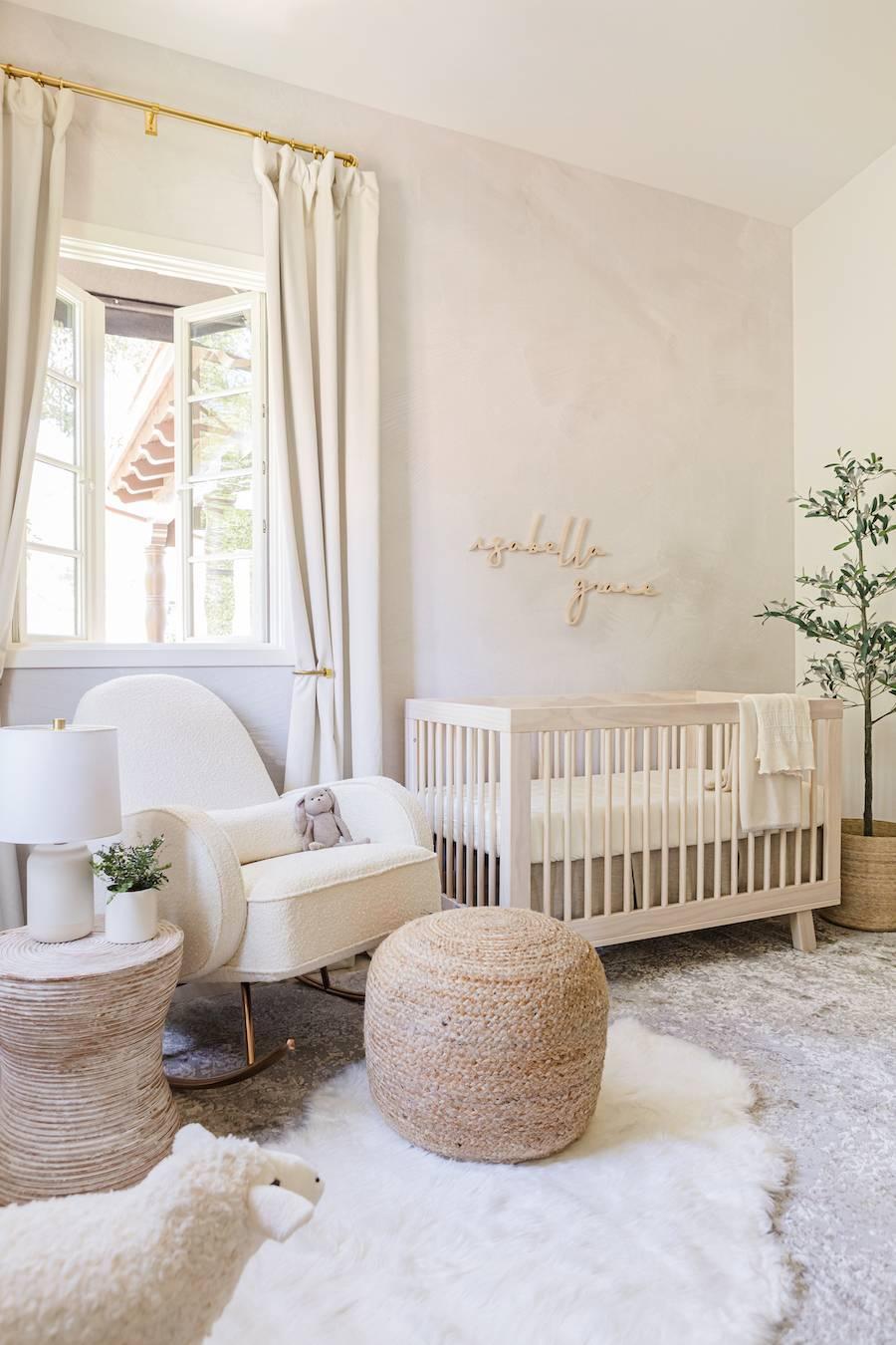 Natural & Neutral Nursery Design