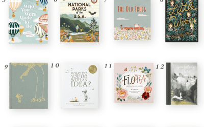 Beautiful Books for the Nursery That Will Stand Out