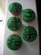 Kung-Fu Cupcakes 1