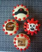 Pirate Cupcakes 1