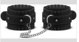 cuffs, discipline cams