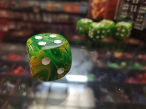Out of Print/Limited Dice