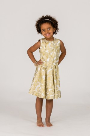 Little Dress Party Collection Summer jurkje eline-1