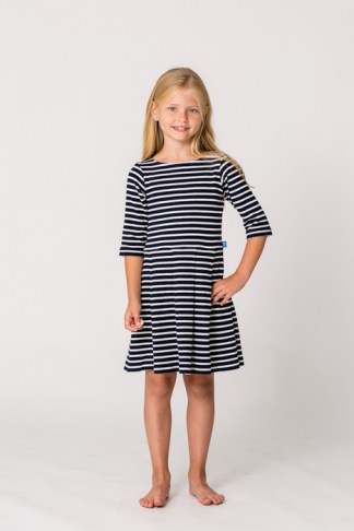 Little Dress Navy Collection jurkje lenthe-1
