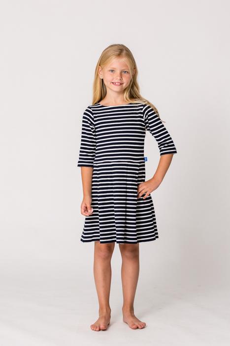 Little Dress Navy Collection jurkje lenthe-1