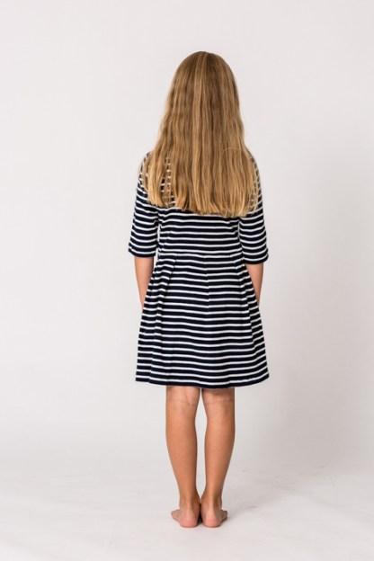 Little Dress Navy Collection jurkje lenthe-2