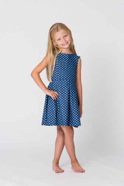 Little Dress Denim Collection jurkje janne-1