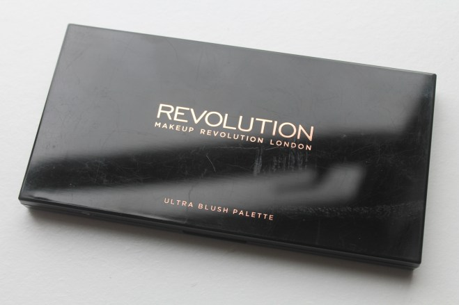 Revolution Make up Ultra Blush Palette