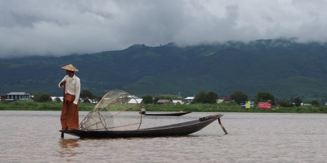 Inle Lake, Myanmar – July 2014