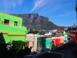 Bo Kaap District