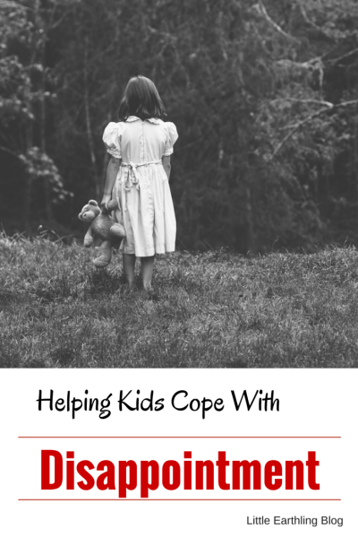 Helping kids cope with disappointment