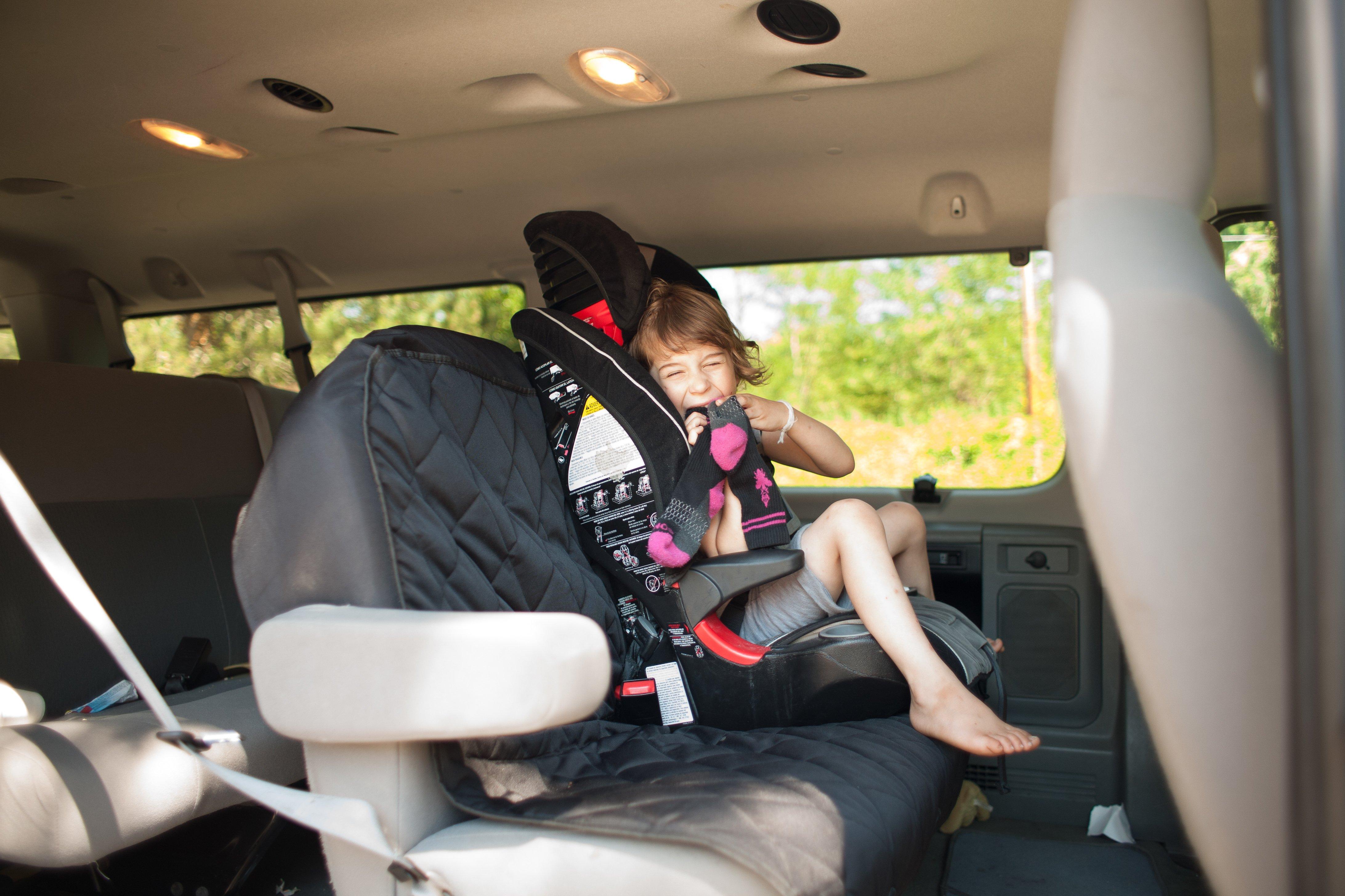 VersaVia car seat cover