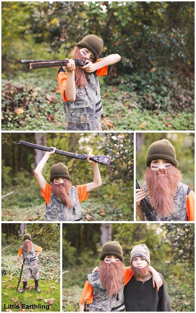 Duck Dynasty Party Costumes