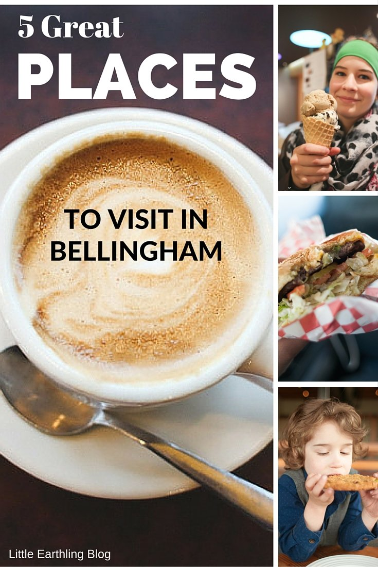 Great places to visit in Bellingham