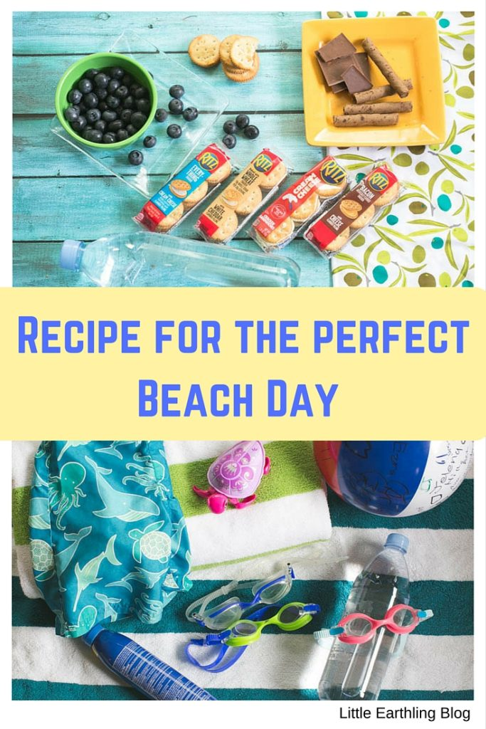 Recipe for the perfect beach day.
