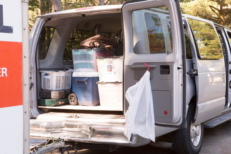 Large family camping hacks to make your family vacation run more smoothly.