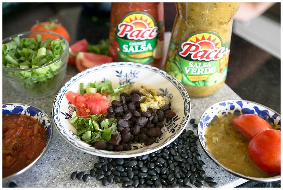 Spicy Black Bean Recipe: Instant Pot