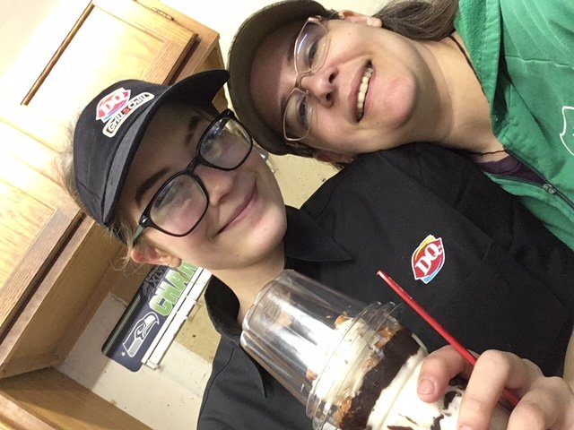 Dairy Queen, Zambia, Spring Weather, and More