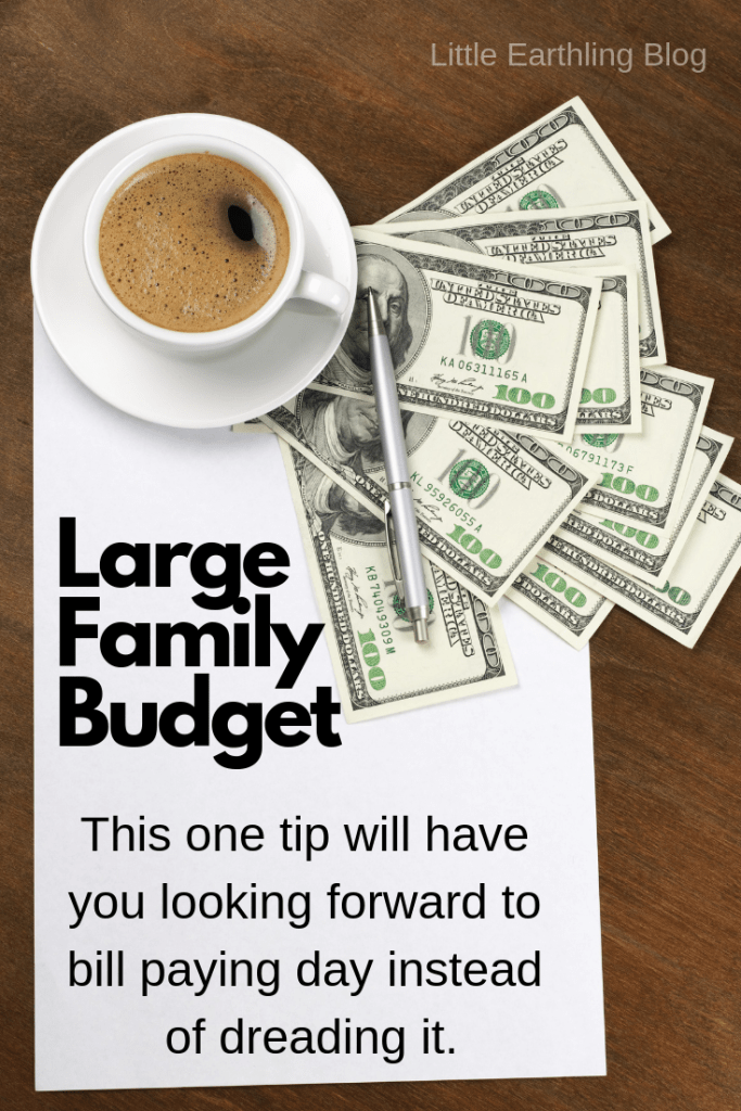 This one tip will have you looking forward to bill paying day instead of dreading it.