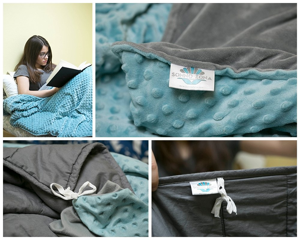 Weighted Blanket Review: Mosaic, Sonna Zona, and Huggaroo