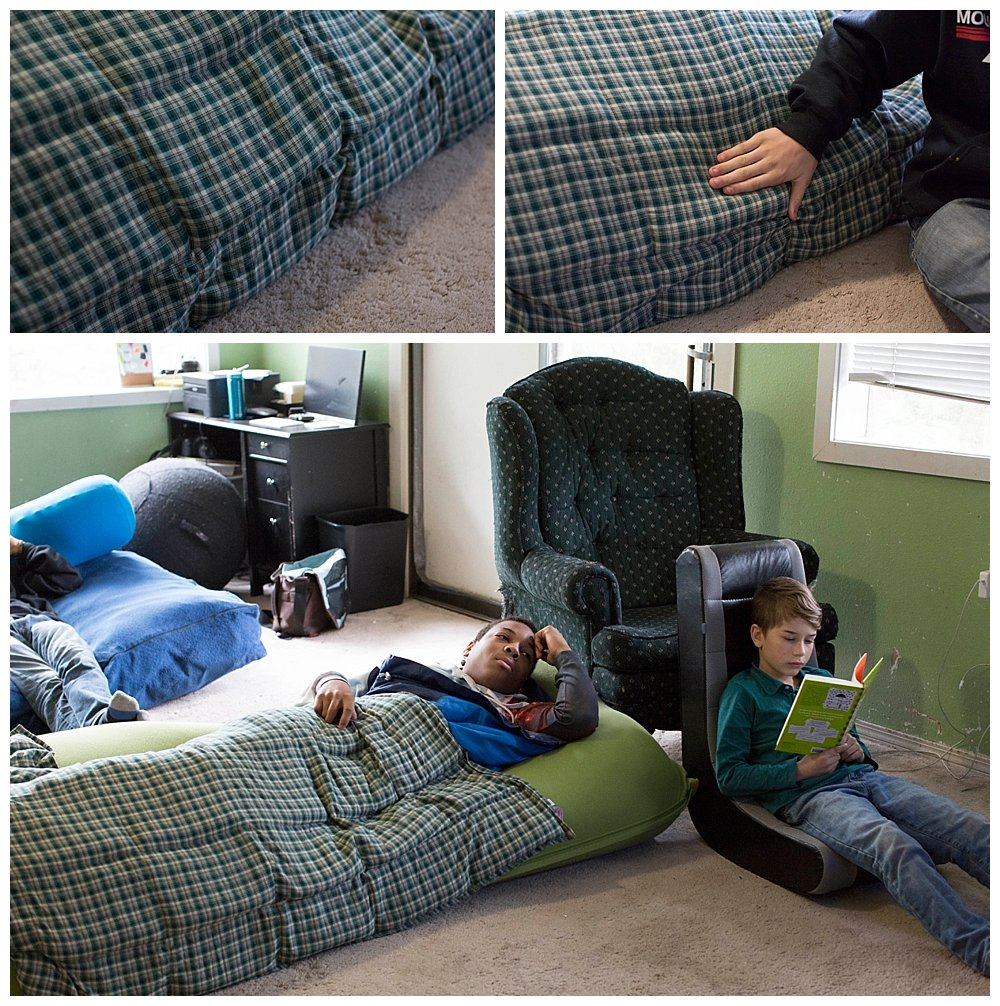 Mosaic weighted blanket review.