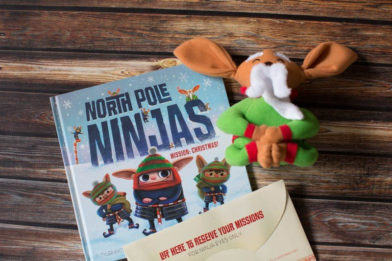 Elf of the Shelf Alternative: North Pole Ninjas Review