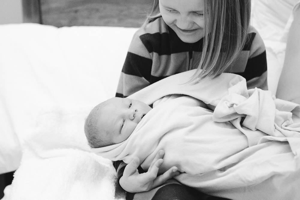 Bellingham birth photographer Renee Bergeron captures the beauty of birth.