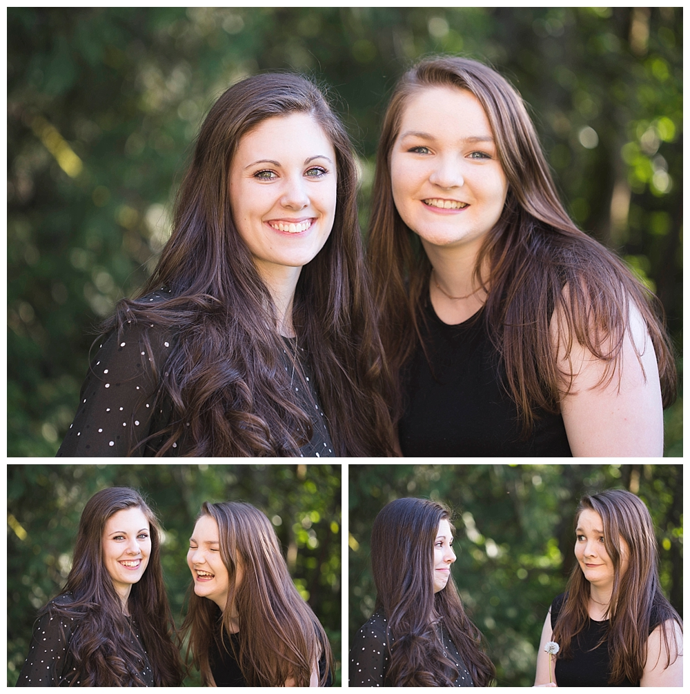 Best friends senior photos bellingham washington.