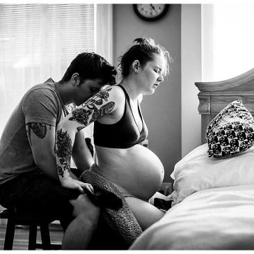 The Birth of Greyson: Bellingham Birth Center