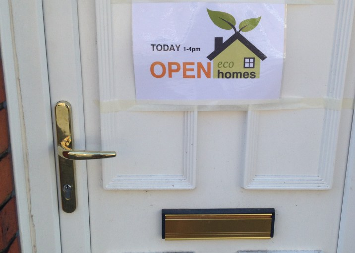 "York Green Open Homes – Living in a ""Eco"" home"