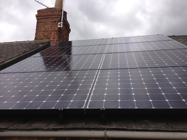 4 steps to solar panels – a quick test to see if PVs could work on your roof