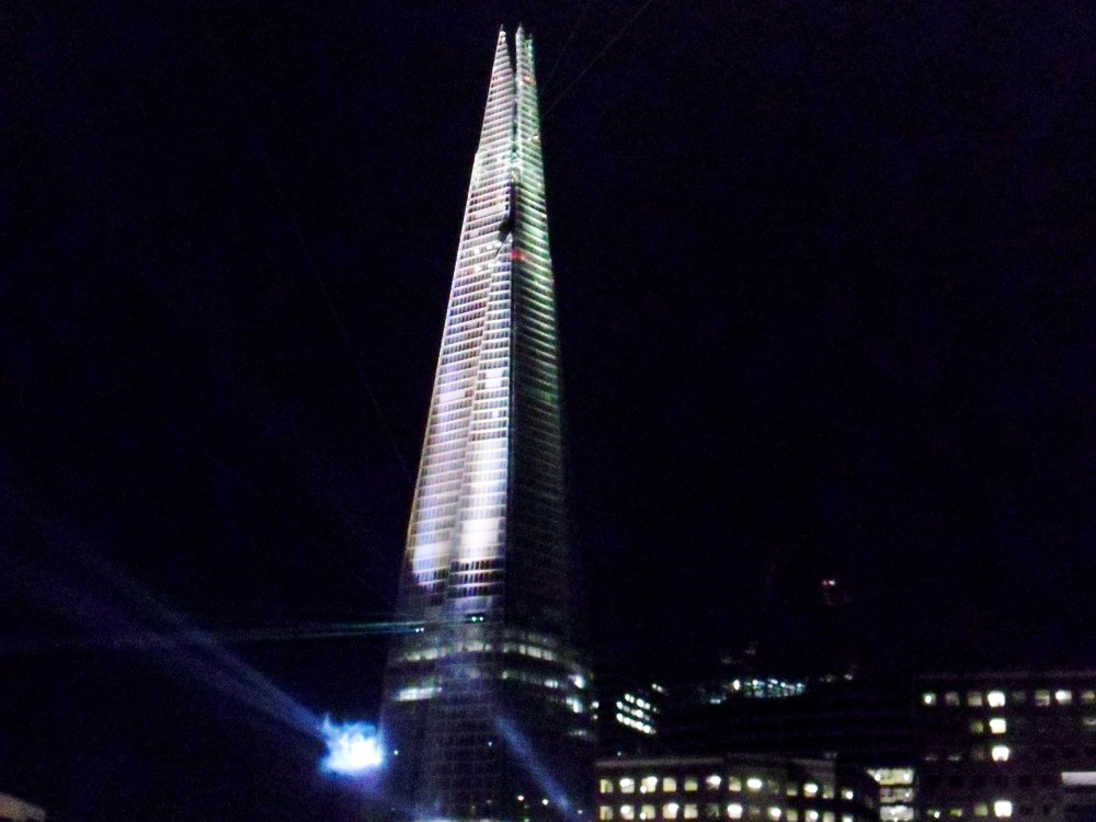 The Shard 2012: the Opening (1/6)