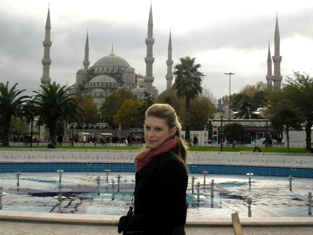 Back from Istanbul (and back to blogging) (2/6)