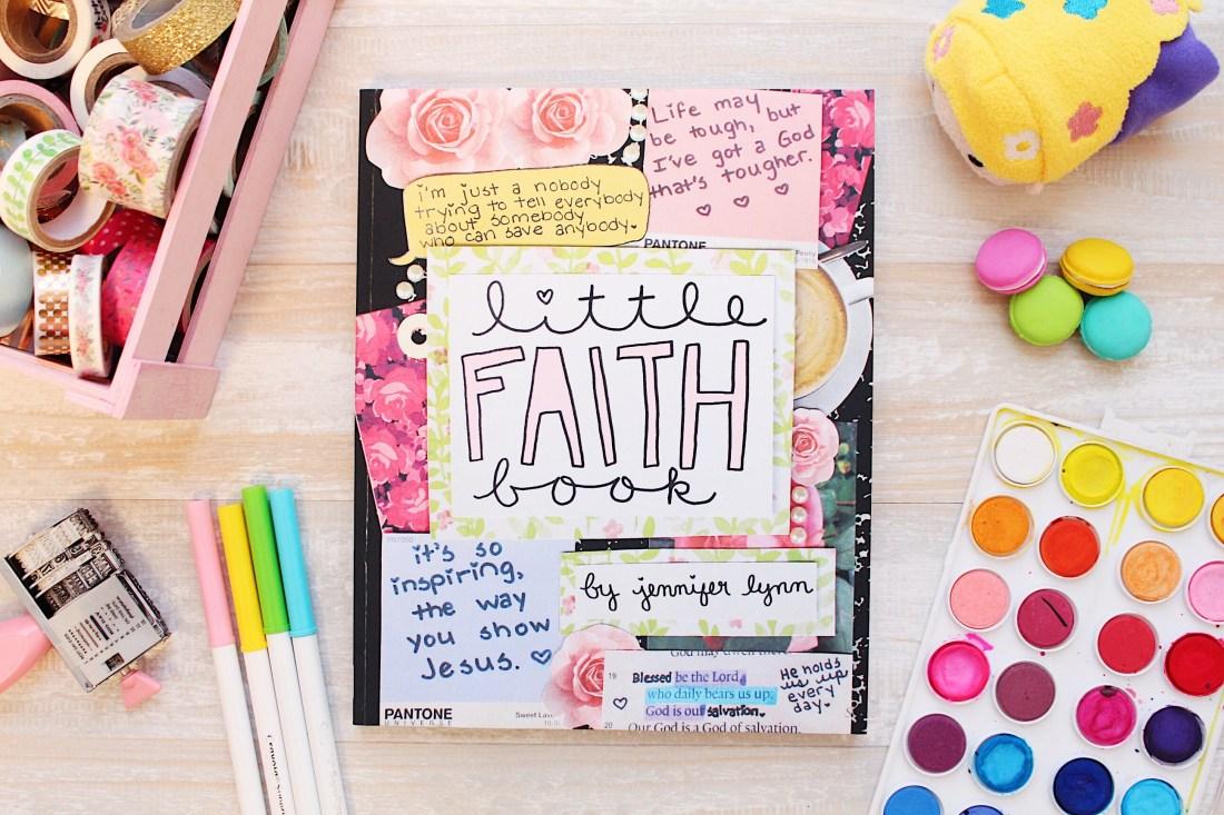 Little Faith Book