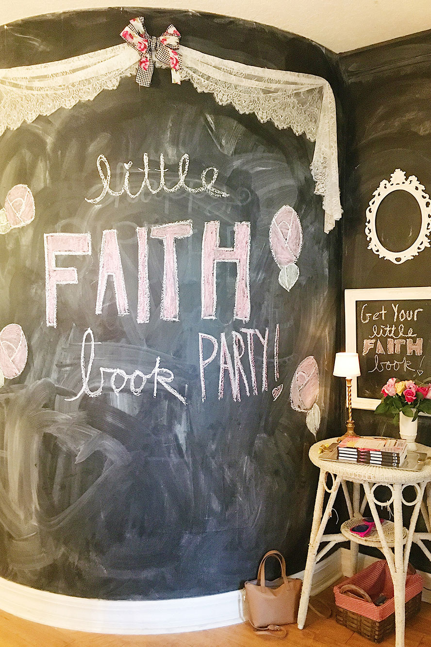 Little Faith Book Party!