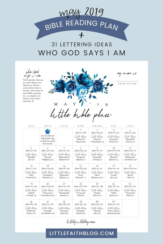 bible reading plan Archives – Little Faith Blog