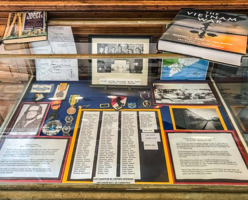 Vietnam War Exhibit | Little Falls Historical Society Museum | Little Falls NY