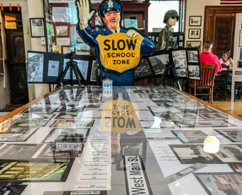 Urban Renewal Exhibit | Little Falls Historical Society Museum