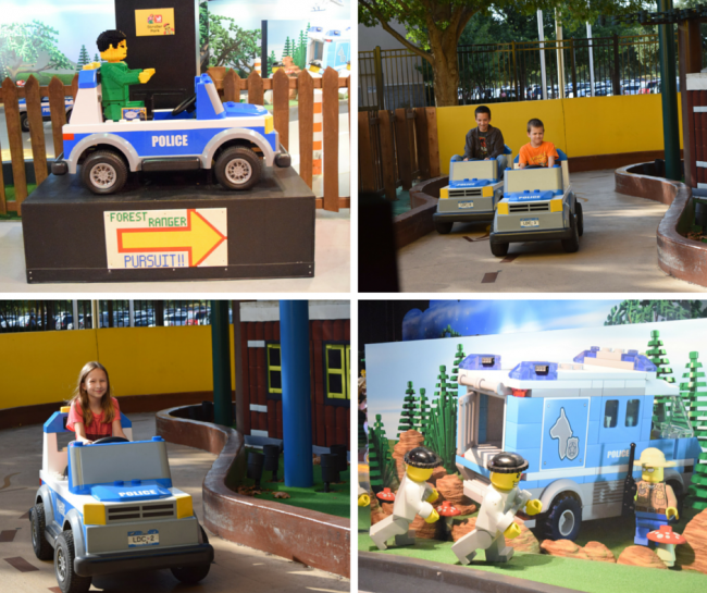 Exploring LEGOLAND Discovery Center Dallas with the Kids   Little     LEGOLAND Discovery Center Forest Ranger Pursuit