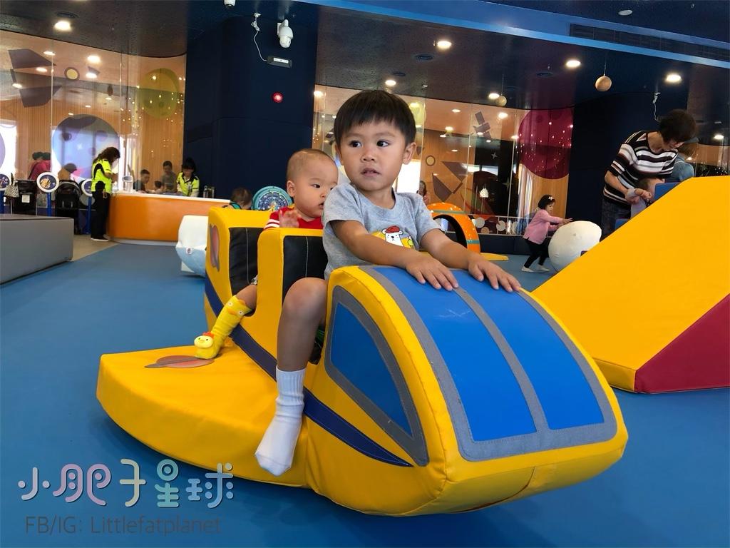 【親子好去處】屯門首個免費室內兒童遊戲室開咗啦!|小肥子星球