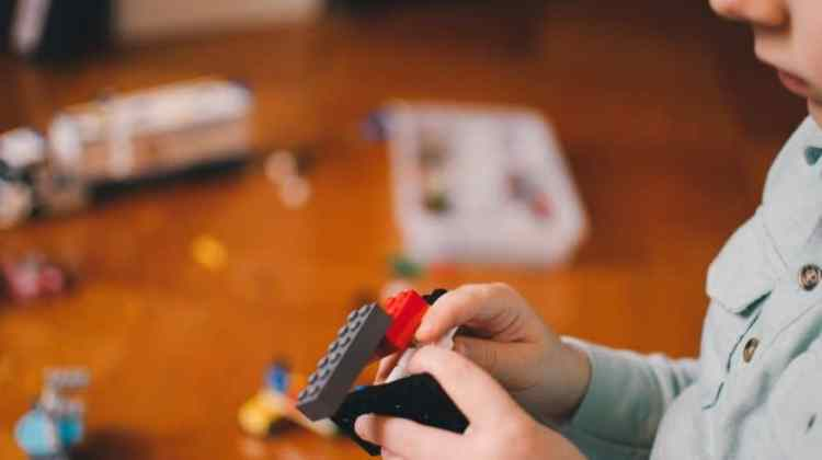 Why LEGO Products Are Building The Future