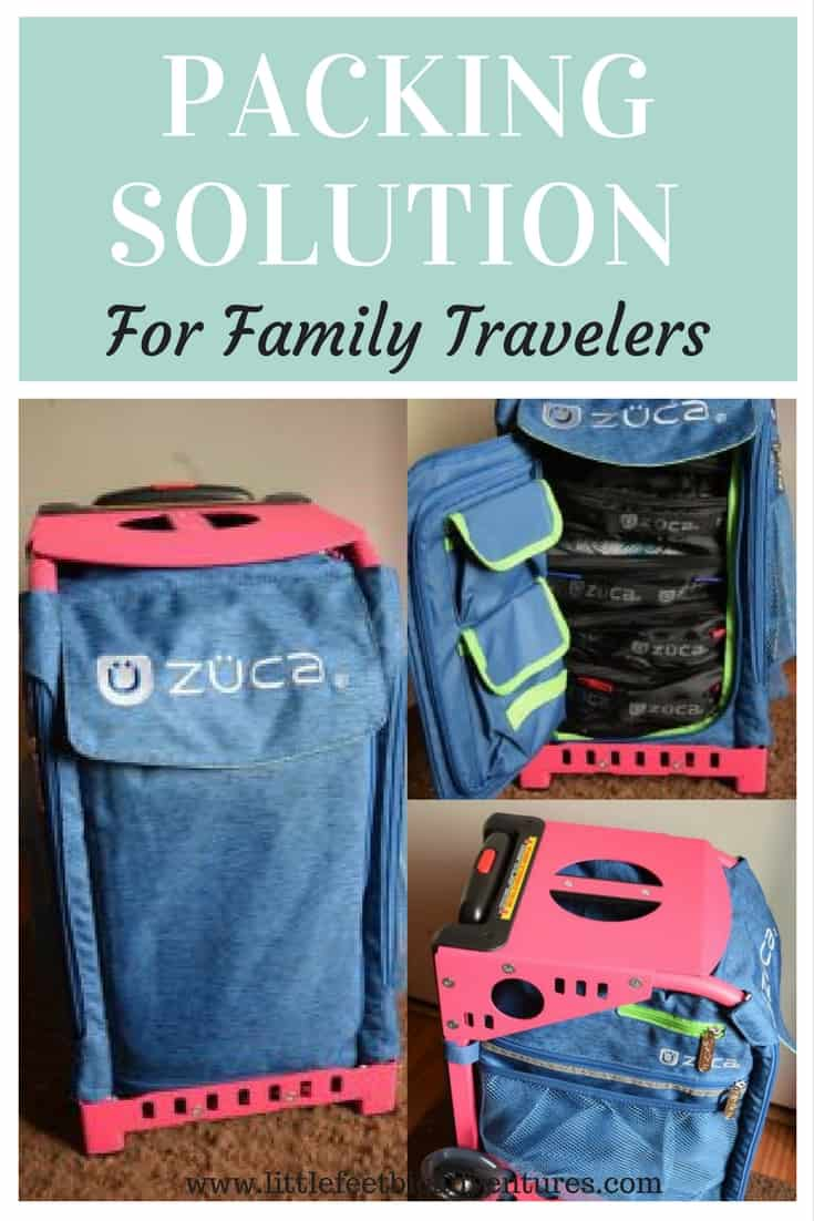 Packing Solutions for family travelers. Preparing for a trip is easier when you have the right gear. Check out these travel bags that help keep you organized when on-the-go!