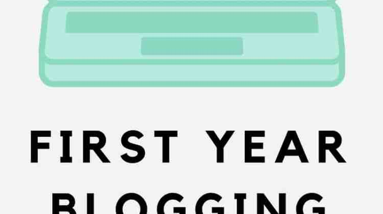 First Year Blogging Essentials
