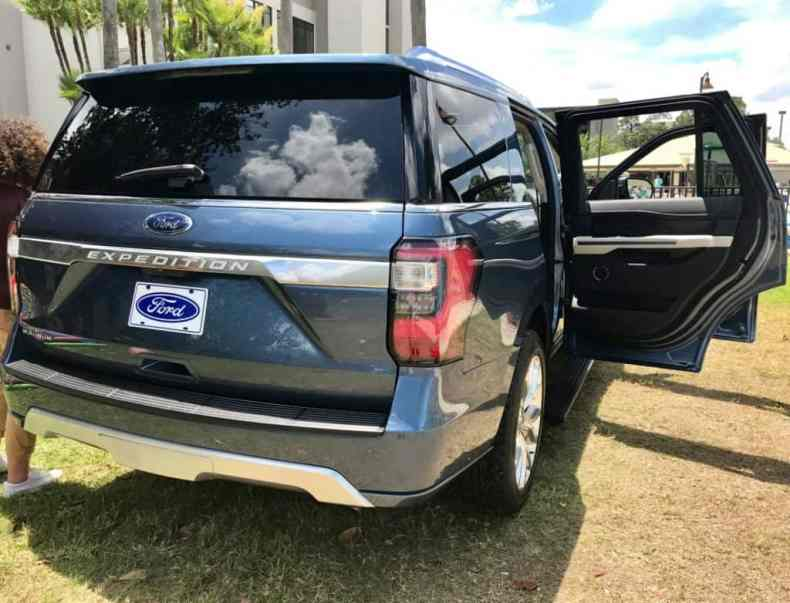The beautiful all-new 2018 Ford Expedition. One of many great 2018 for vehicles.